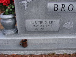 """E. J. """"Buster"""" Brown"""
