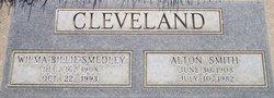 "Wilma ""Billie"" <I>Smedley</I> Cleveland"