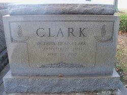 Octavia <I>Head</I> Clark