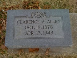 Clarence A. Allen