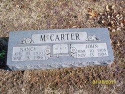 Nancy <I>Dreadfulwater</I> McCarter