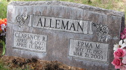 Clarence Ray Alleman