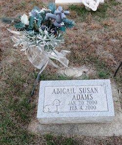 Abigail Susan Adams