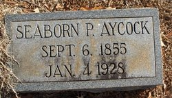 Seaborn Pierce Aycock