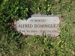Alfred Dominguez