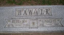 Linley E Hawver