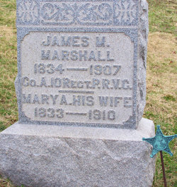 James M Marshall