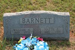 Hattie E. Barnett