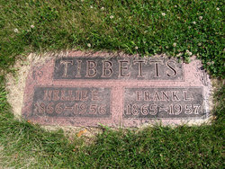 Nellie E <I>Welch</I> Tibbetts