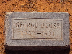 George Oliver Bloss