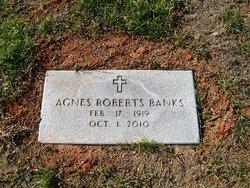 Agnes Roberts Banks