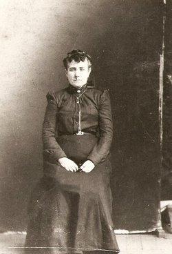 """Martha Agnes """"Mattie"""" <I>Colley</I> Whitman"""