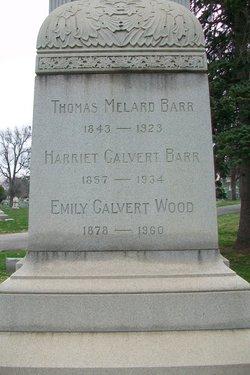 Thomas Melard Barr