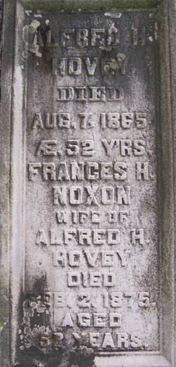 Hester Frances <I>Noxon</I> Hovey