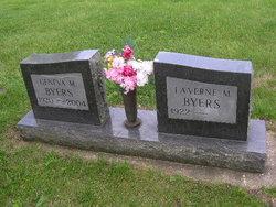 Geneva Margaret <I>Hughes</I> Byers