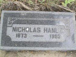 Nicholas Hanley