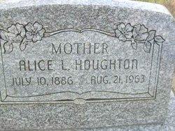 Alice L Houghton