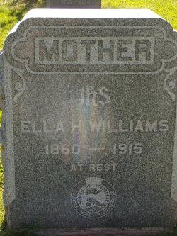 Ella <I>Howe</I> Williams