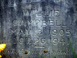 Willie Campbell