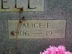 Ethyr Alice <I>Inman</I> Campbell