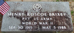 Henry Roscoe Brixey