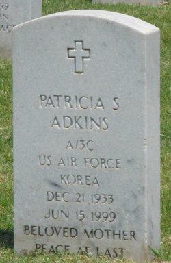 Patricia Stewart Adkins