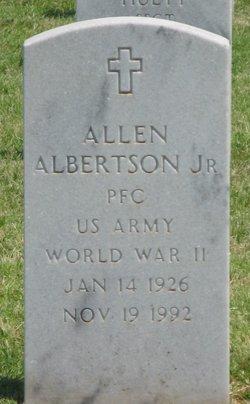 Allen Albertson, Jr