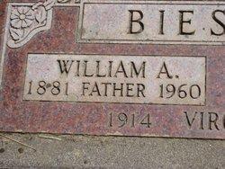 William Alvin Biesanz