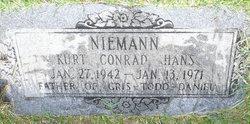 Kurt Niemann