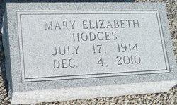 Mary Elizabeth Hodges