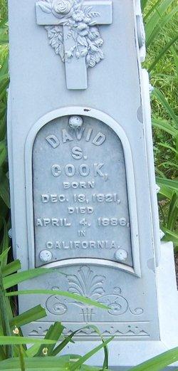 David S Cook