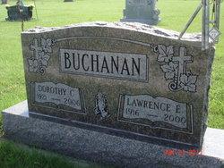 Dorothy <I>Clapp</I> Buchanan