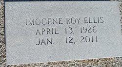 Imogene <I>Roy</I> Ellis
