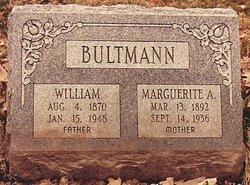 Marguerite Anne <I>Wilson</I> Bultmann