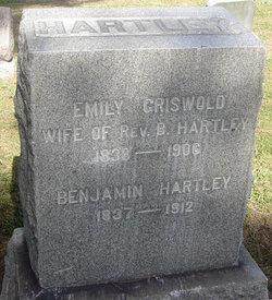 Emily <I>Griswold</I> Hartley