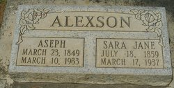 Aseph Alexson