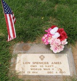 Len Spencer Ames