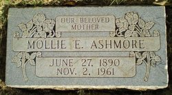 Mollie Eugenia <I>Perry</I> Ashmore