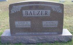 Agatha <I>Siemens</I> Balzer