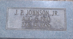 """J. P. """"Mack"""" Johnson, Jr"""