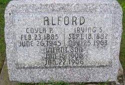 Infant Son Alford