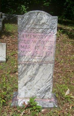 George Washington Byrd