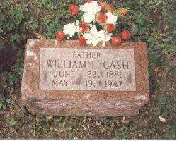William Lunsford Cash