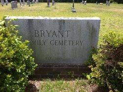 James Bryant Cemetery