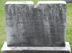 Agnes J <I>Becker</I> Bollinger
