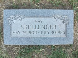 "Mildred May ""May"" <I>Parrish</I> Skellenger"