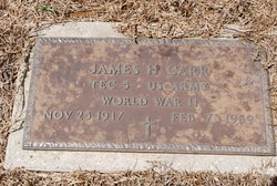 James Hamilton Carr