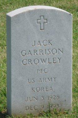 Jack Garrison Crowley
