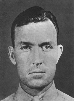 Marine Gunner Angus R Goss