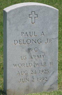 Paul A Delong, Jr